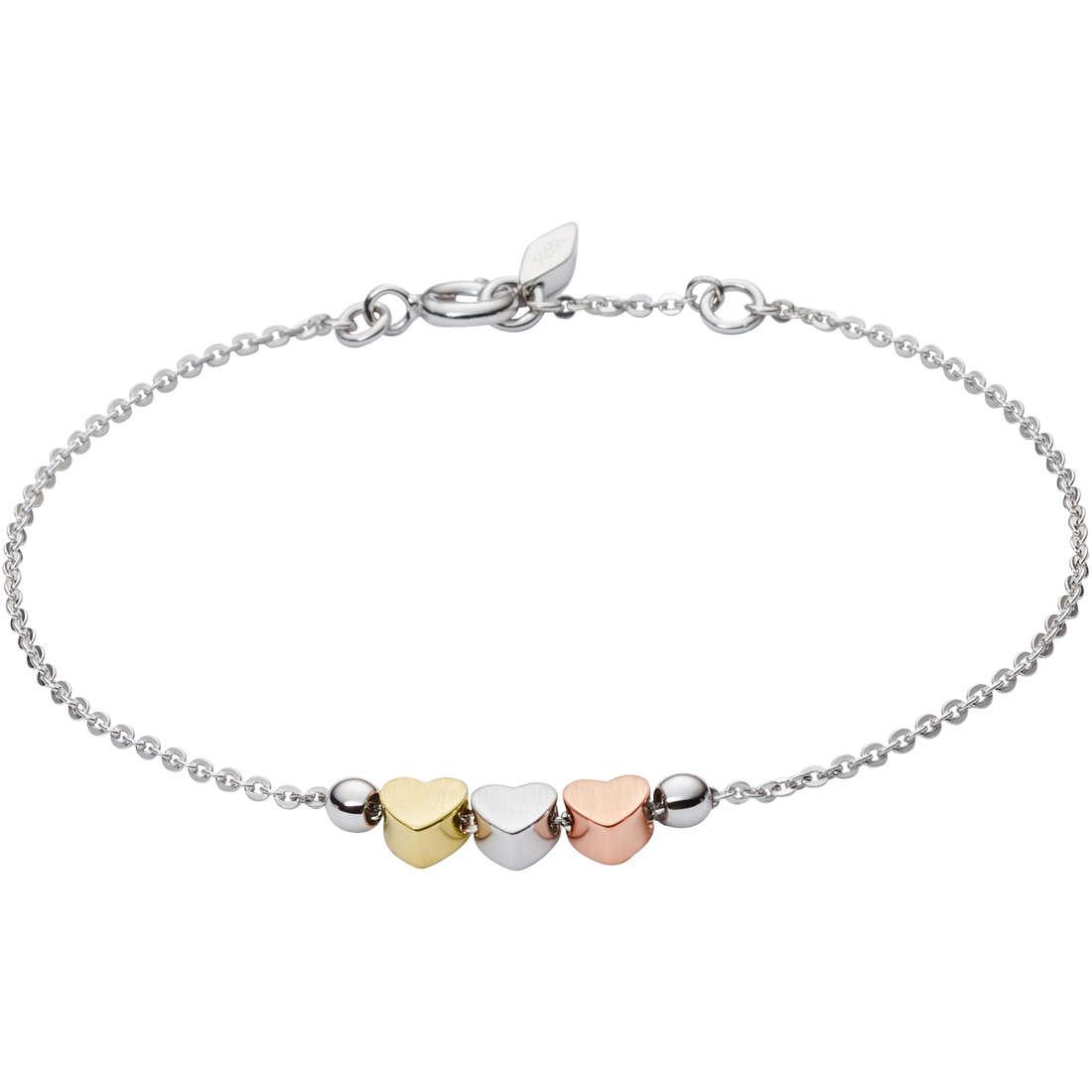 bracelet woman jewellery Fossil JFS00399998