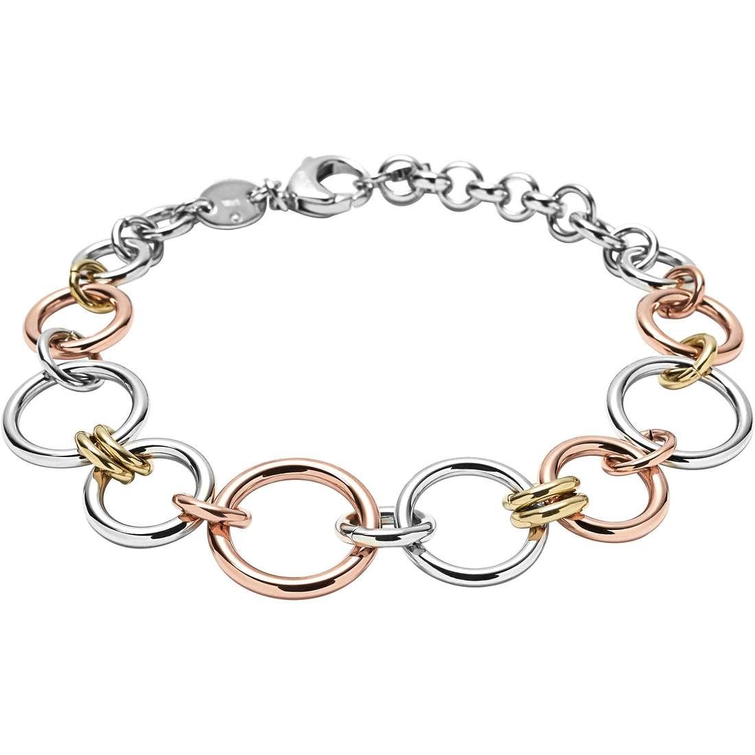 bracelet woman jewellery Fossil Summer 15 JF01821998