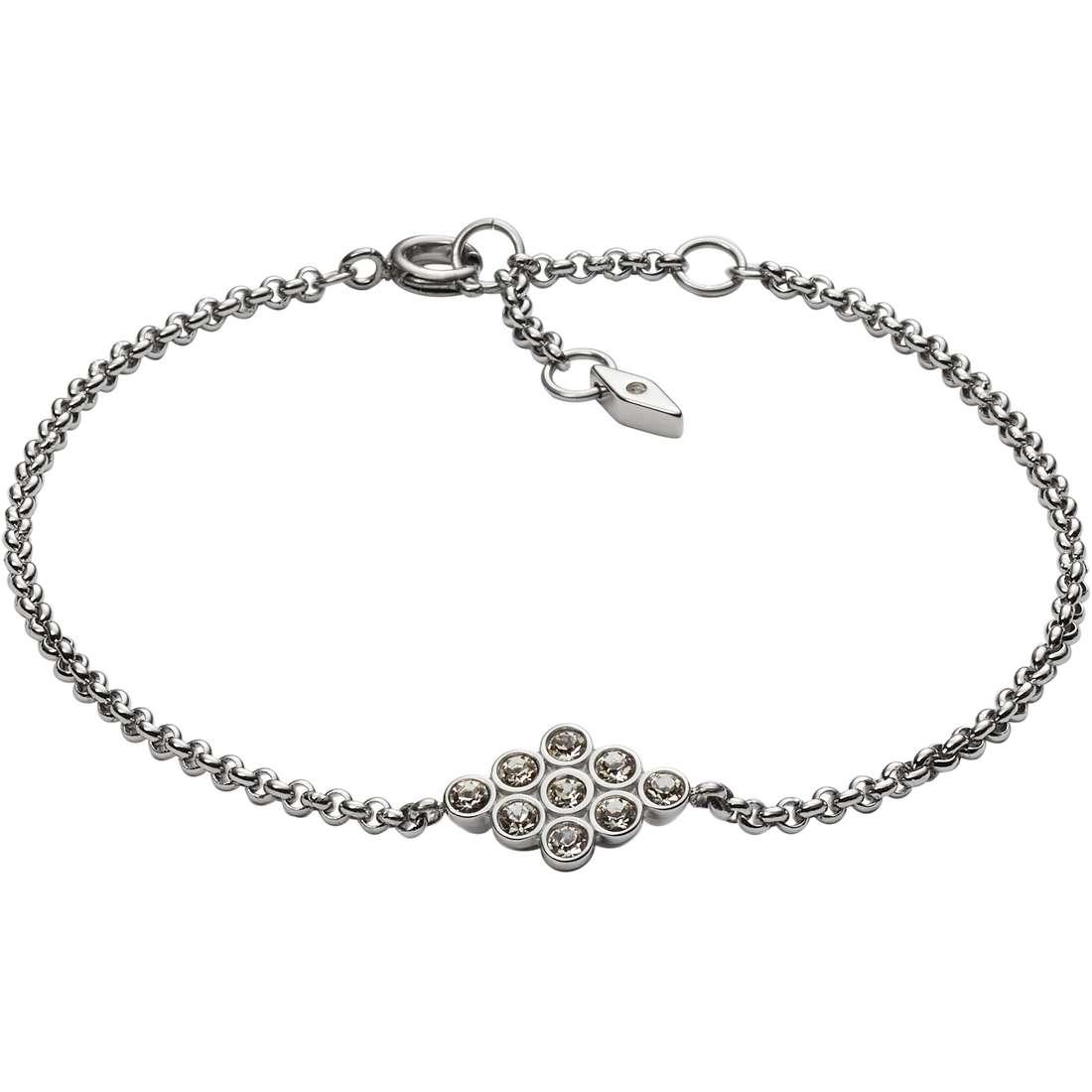 bracelet woman jewellery Fossil Vintage Glitz JF02320040
