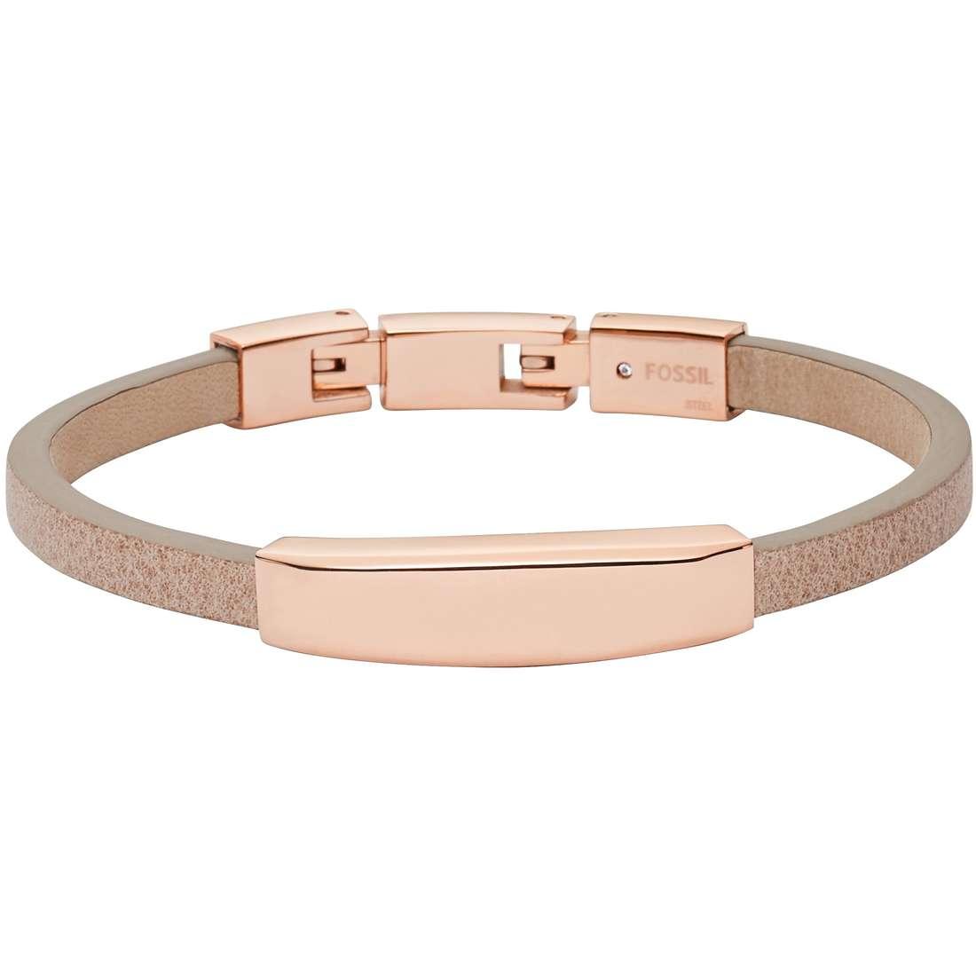 bracelet woman jewellery Fossil Vintage Iconic JF02281791