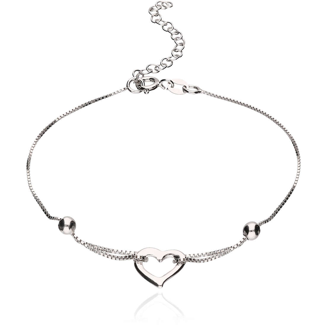bracelet woman jewellery GioiaPura GPSRSBR0301
