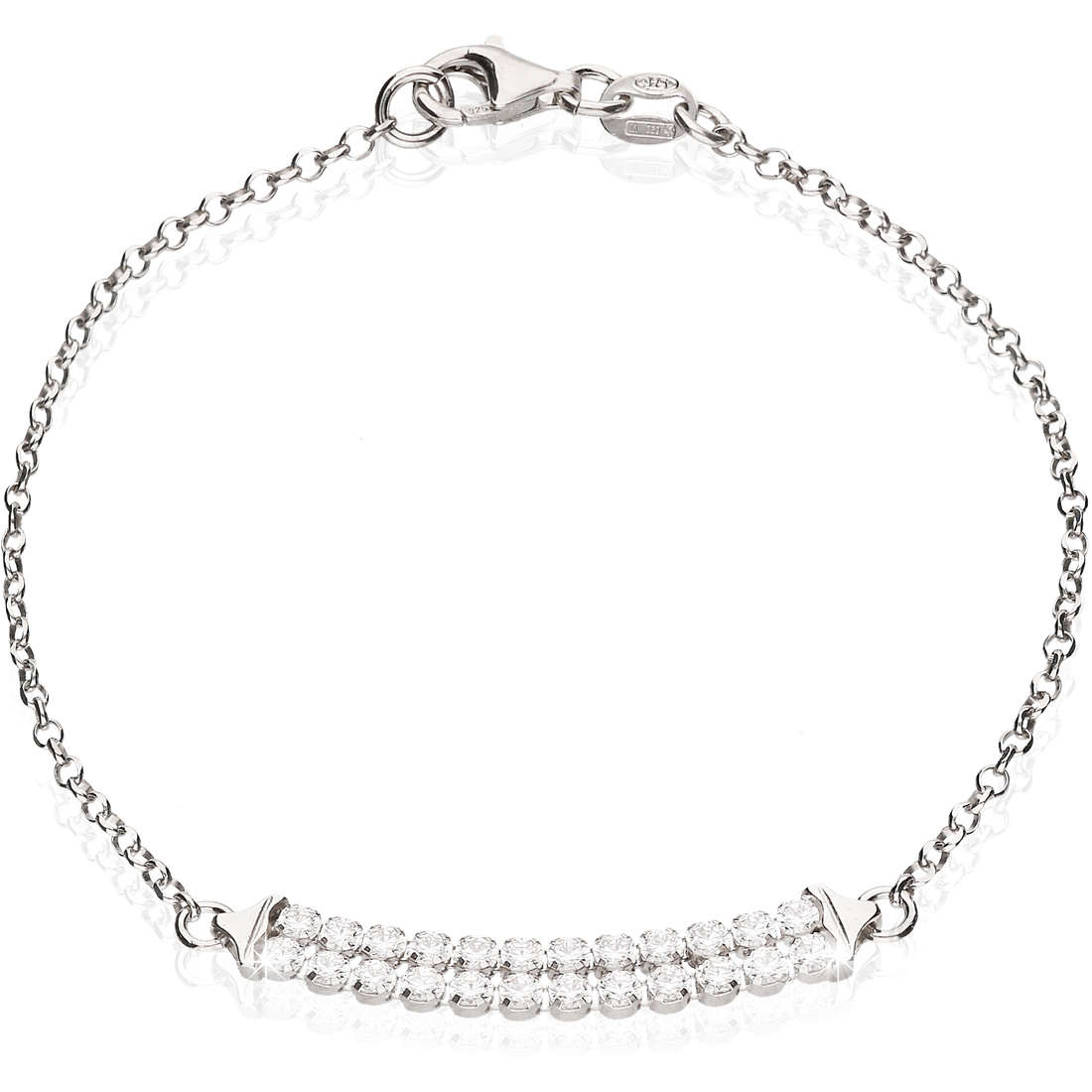 bracelet woman jewellery GioiaPura GPSRSBR1202