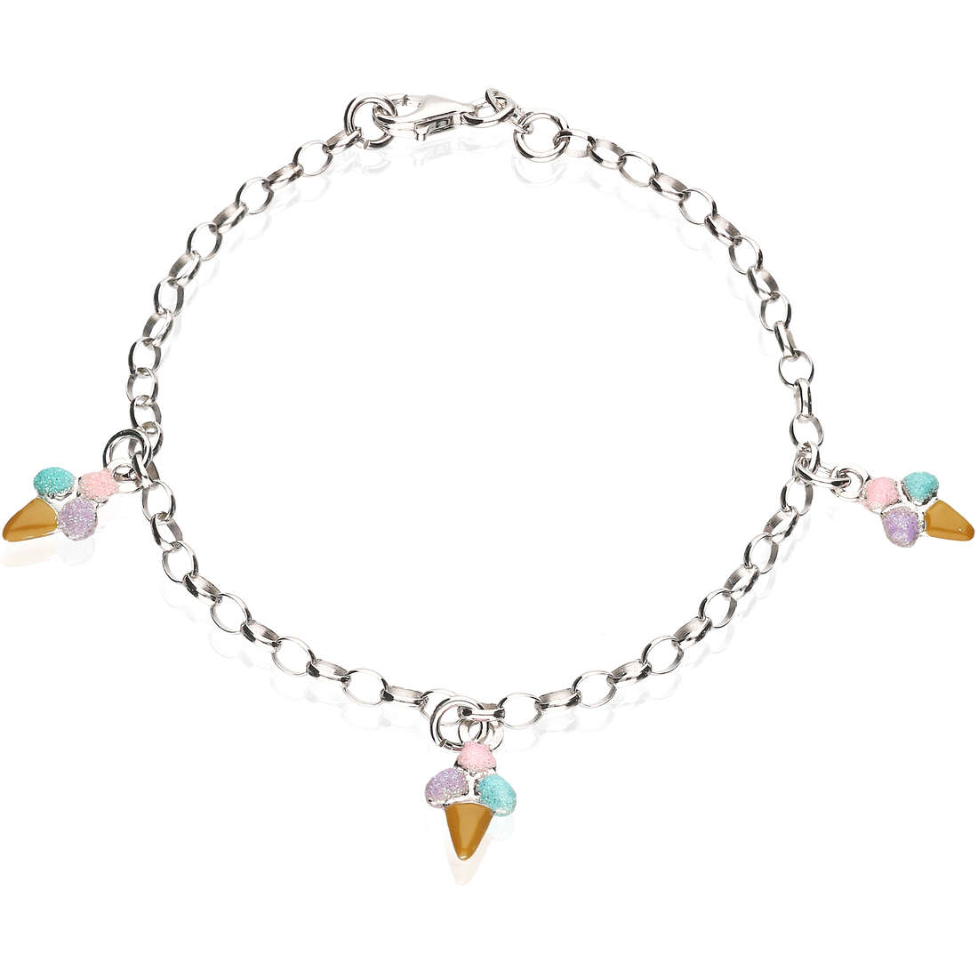 bracelet woman jewellery GioiaPura GPSRSBR1633