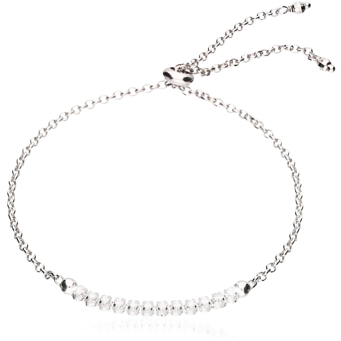 bracelet woman jewellery GioiaPura GPSRSBR1797