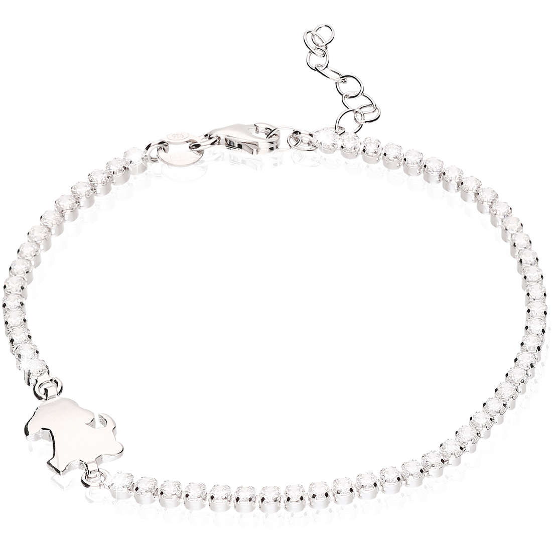 bracelet woman jewellery GioiaPura GPSRSBR1833