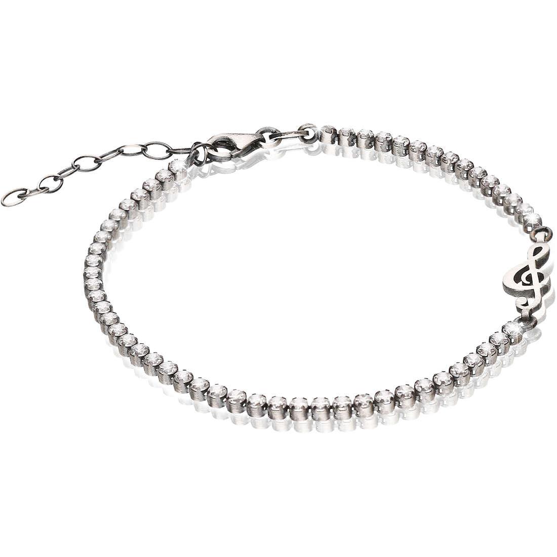 bracelet woman jewellery GioiaPura GPSRSBR1854