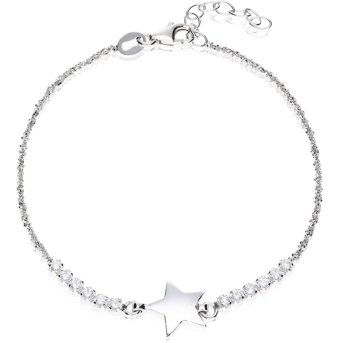 bracelet woman jewellery GioiaPura GPSRSBR2153