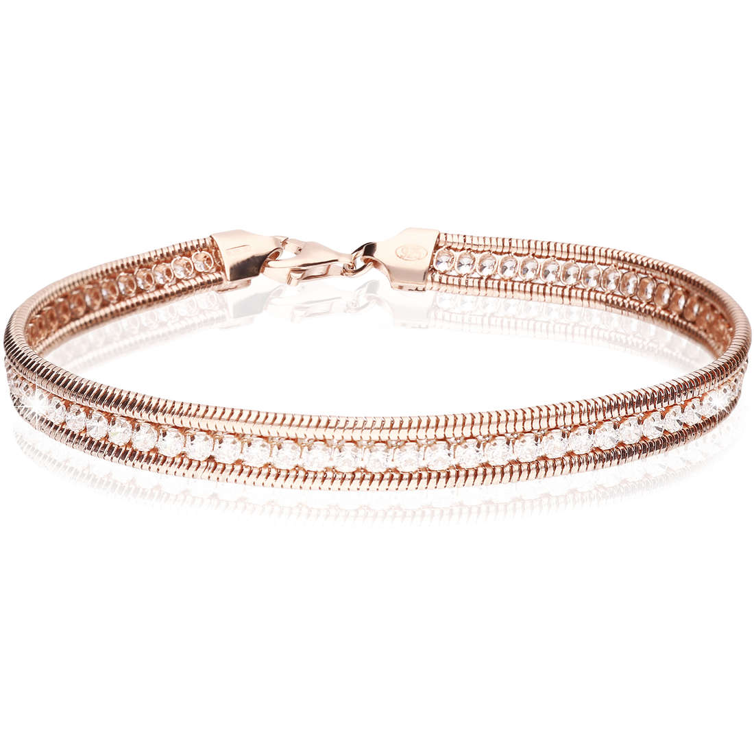 bracelet woman jewellery GioiaPura GPSRSBR2252