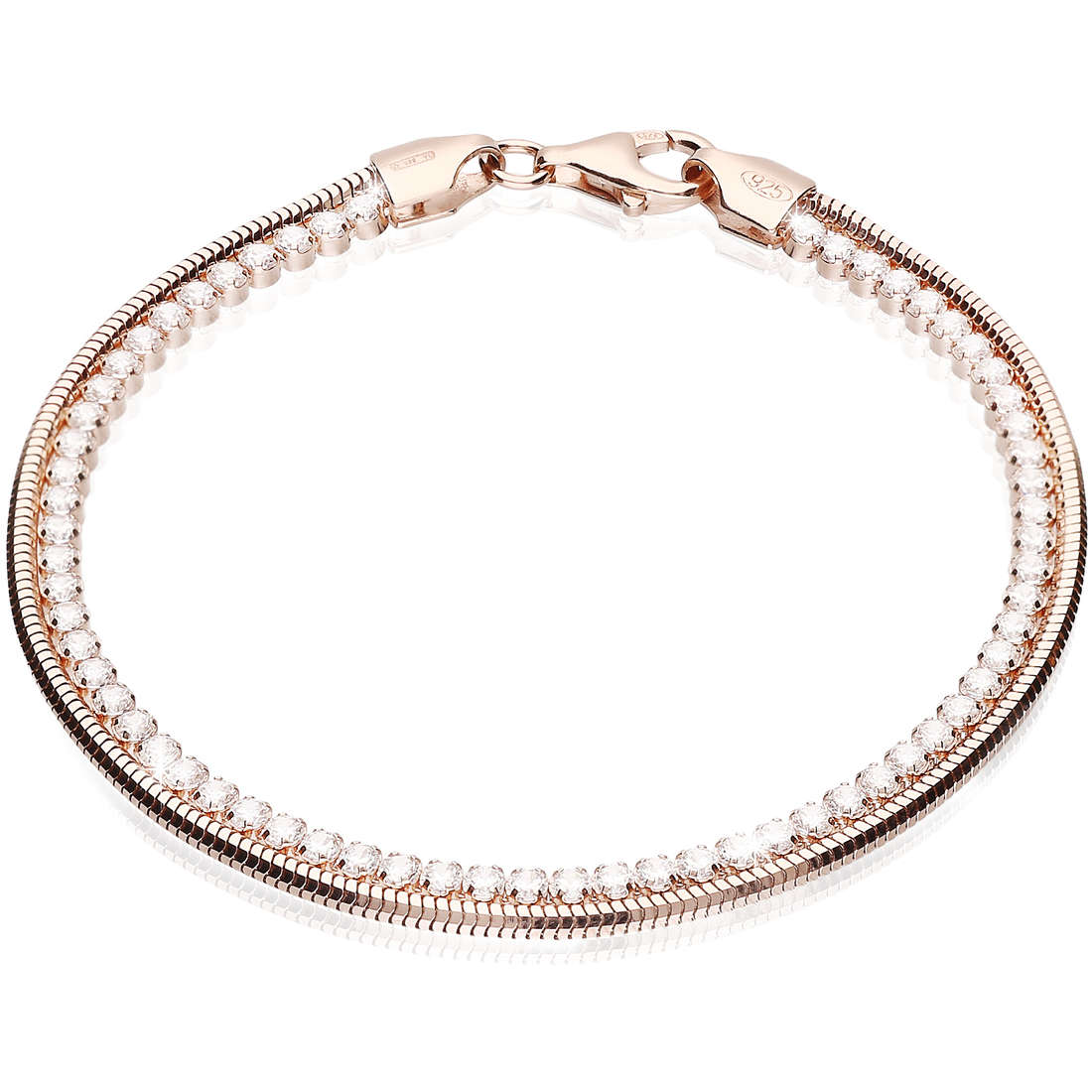 bracelet woman jewellery GioiaPura GPSRSBR2267