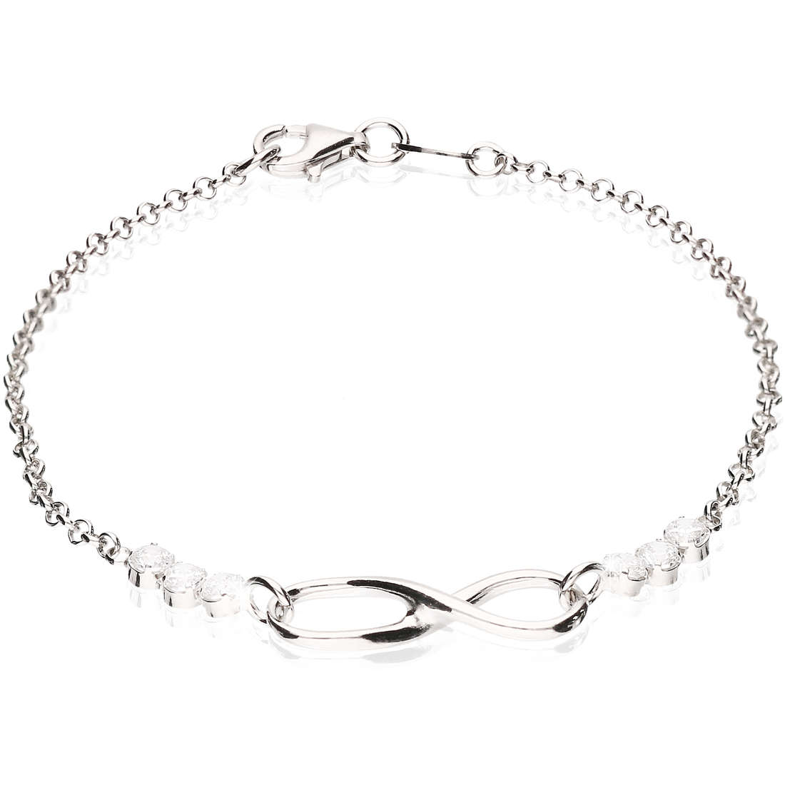 bracelet woman jewellery GioiaPura GPSRSBR2362