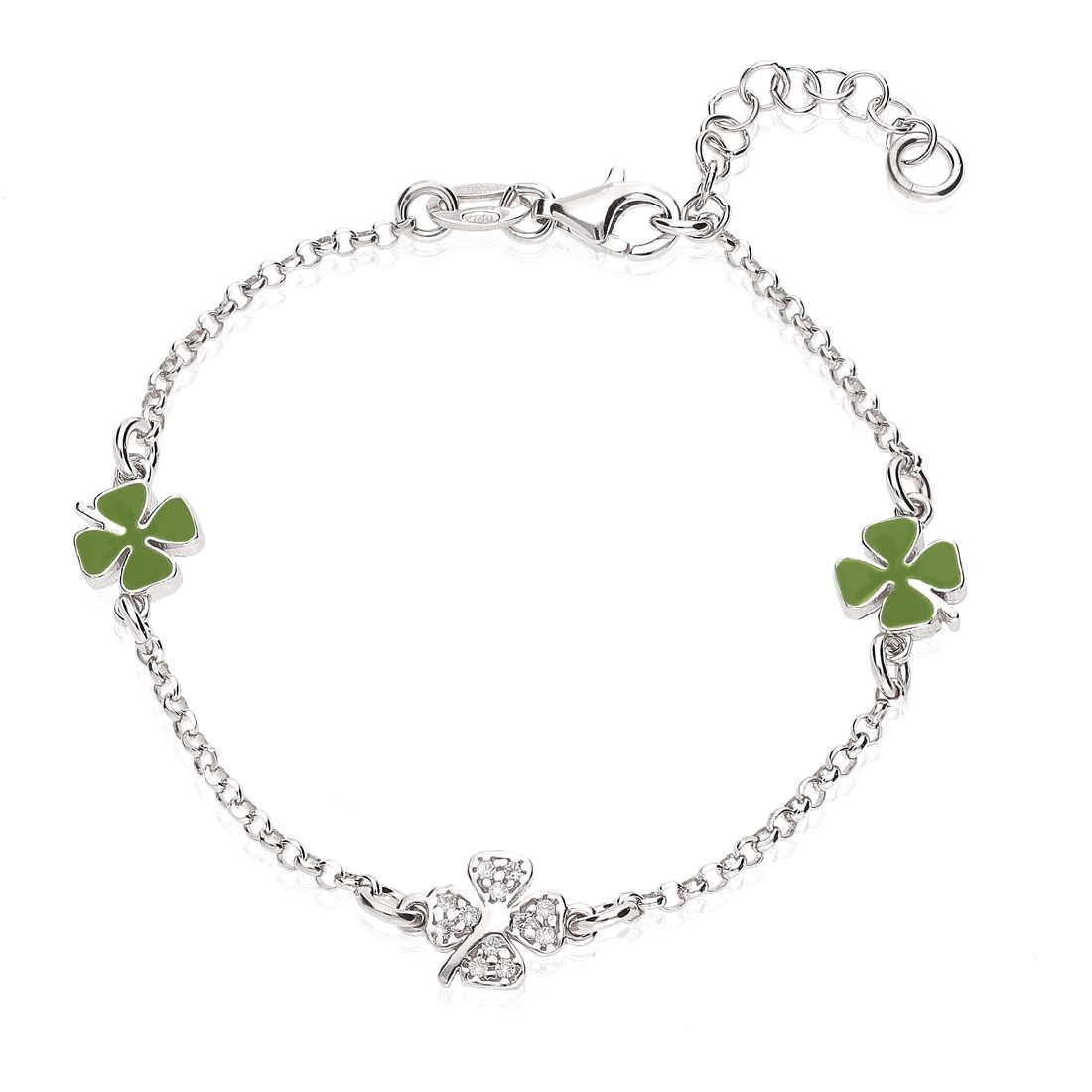 bracelet woman jewellery GioiaPura WBM01440SI