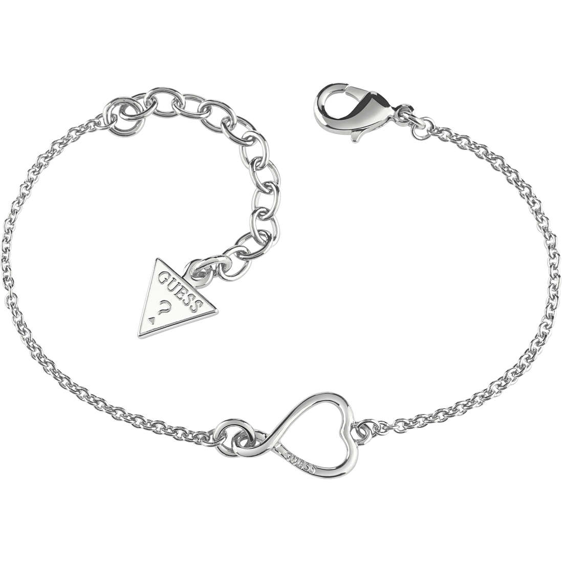 bracelet woman jewellery Guess Amour UBB61049-S