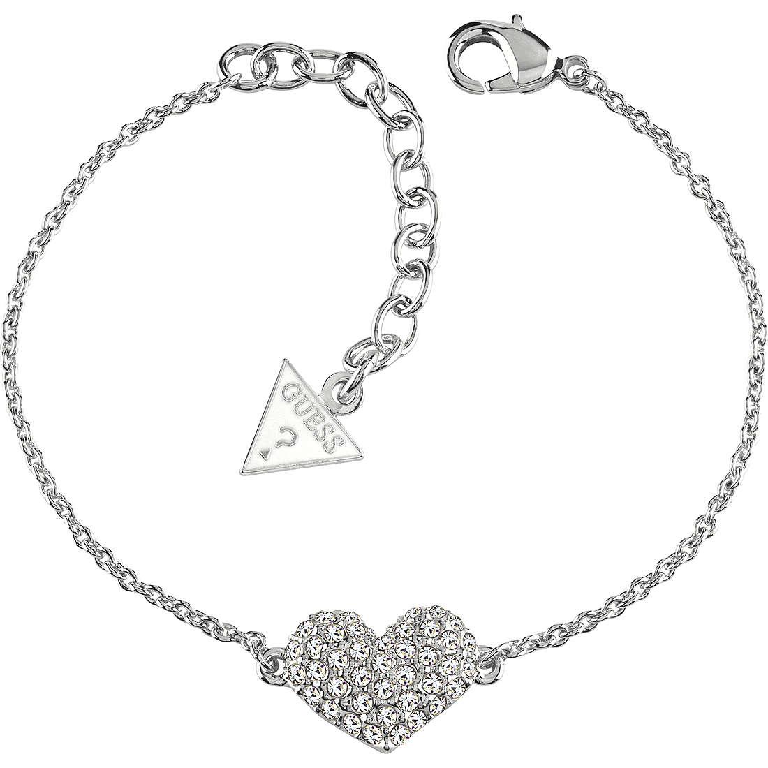 bracelet woman jewellery Guess basic instinct UBB51488