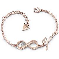 bracelet woman jewellery Guess Endless Love UBB85066-S
