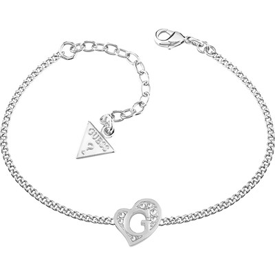 bracelet woman jewellery Guess G Hearts UBB71527-S