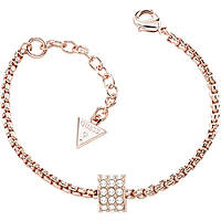 bracelet woman jewellery Guess G Rounds UBB21578-S