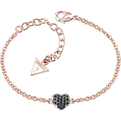 bracelet woman jewellery Guess Heartshelter UBB71520-S