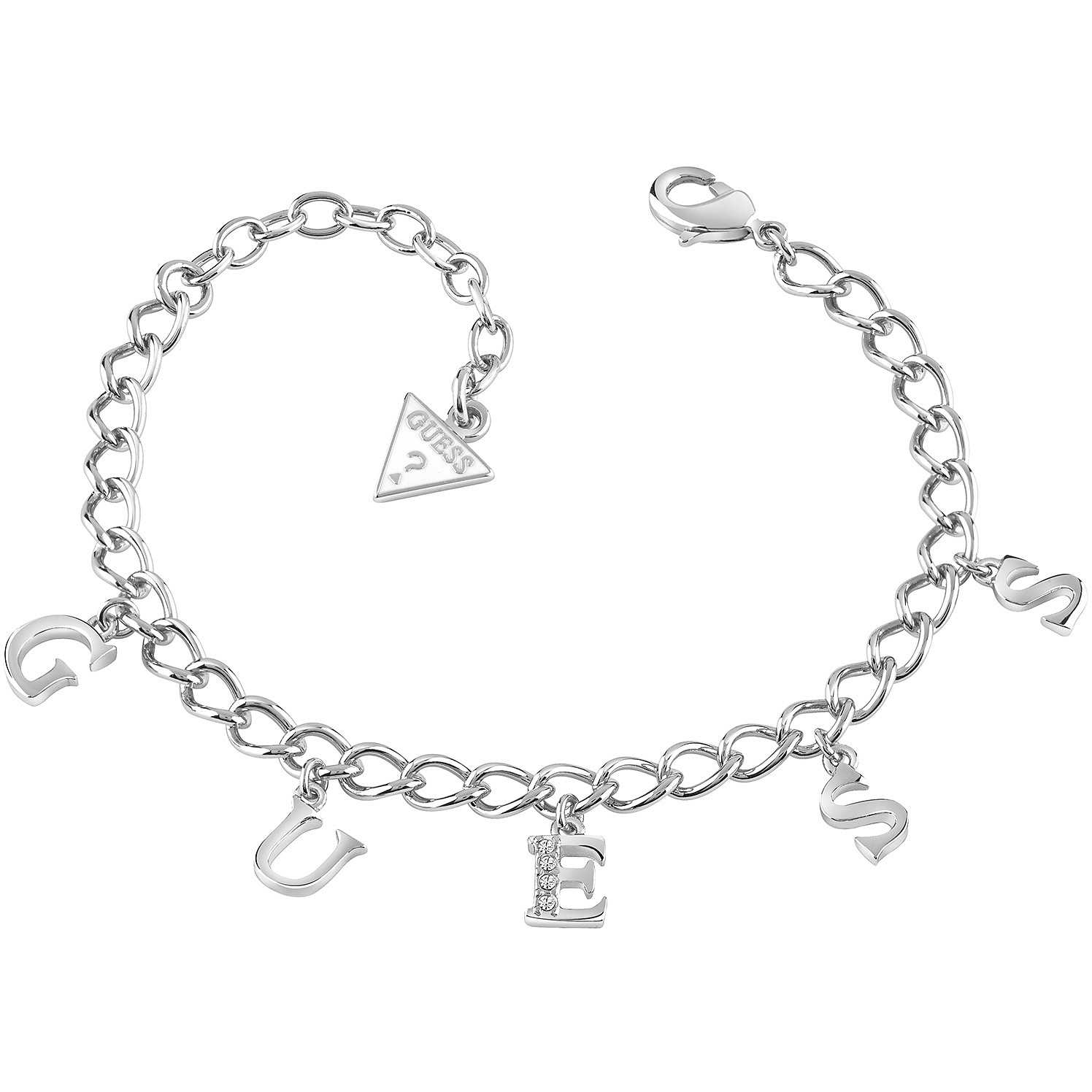 abe34fcd1c92 bracelet woman jewellery Guess Iconic Charme UBB61080-S bracelets Guess