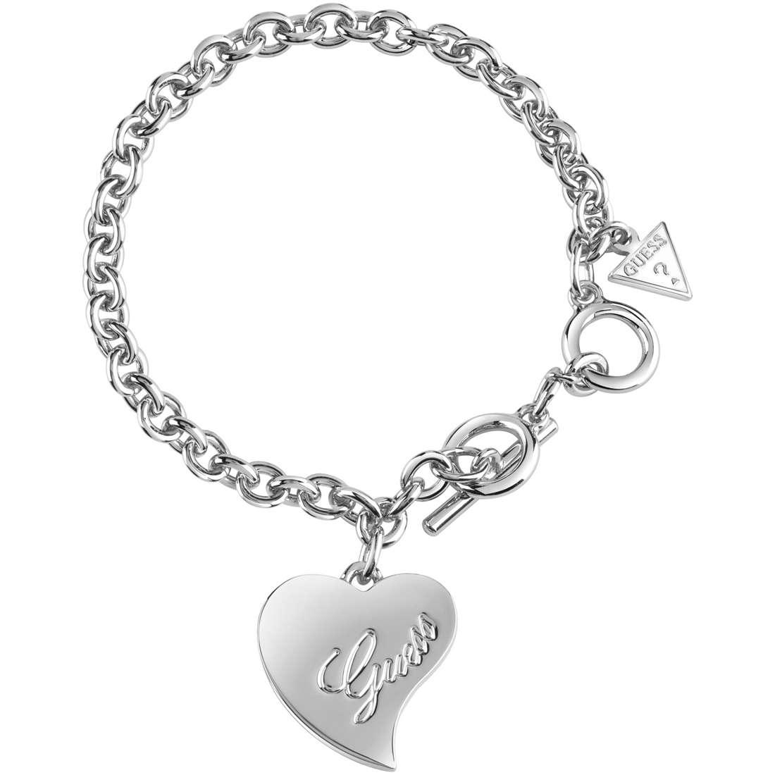 bracelet woman jewellery Guess Love UBB71530