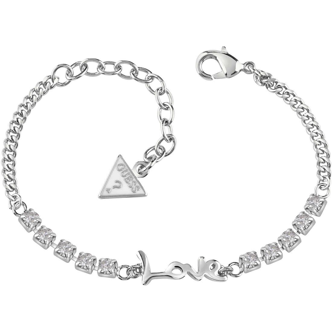 bracelet woman jewellery Guess My Feelings 4U UBB61077-S
