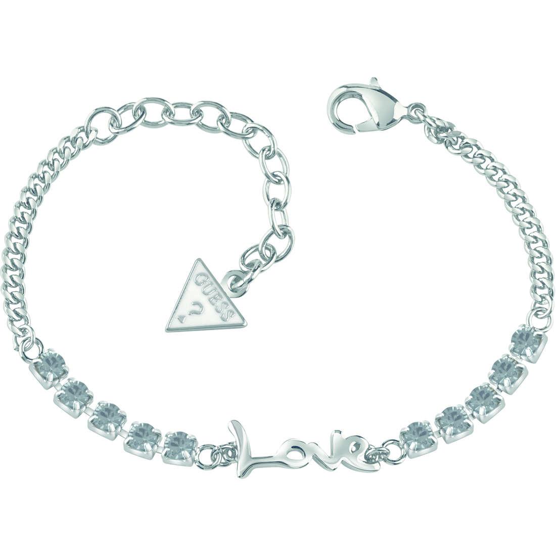 bracelet woman jewellery Guess My Feelings 4U UBB61078-S