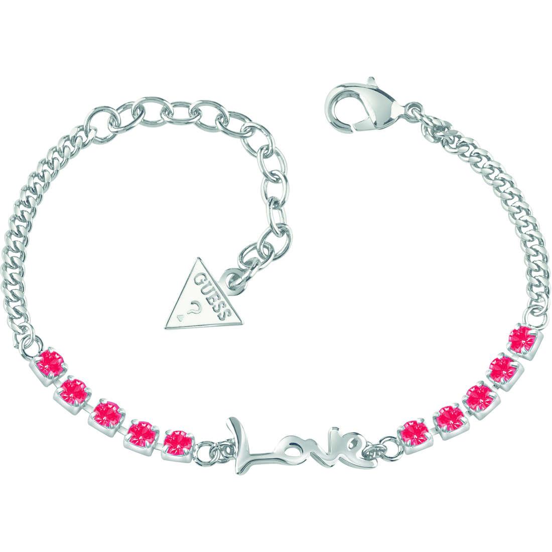 bracelet woman jewellery Guess My Feelings 4U UBB61079-S