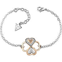 bracelet woman jewellery Guess One Of A Kind UBB83002-S