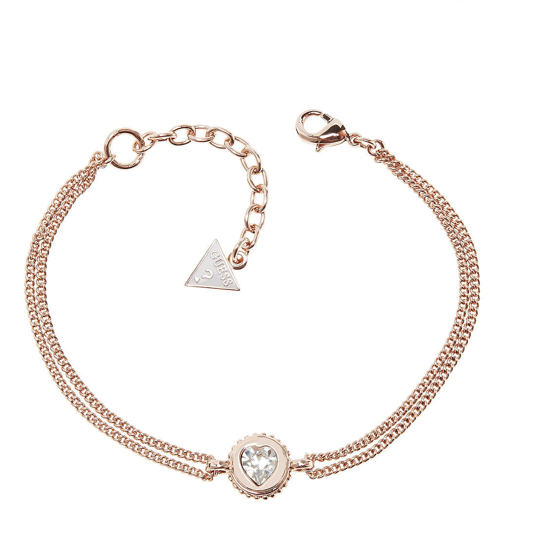 bracelet woman jewellery Guess Rose Gold UBB21532-S