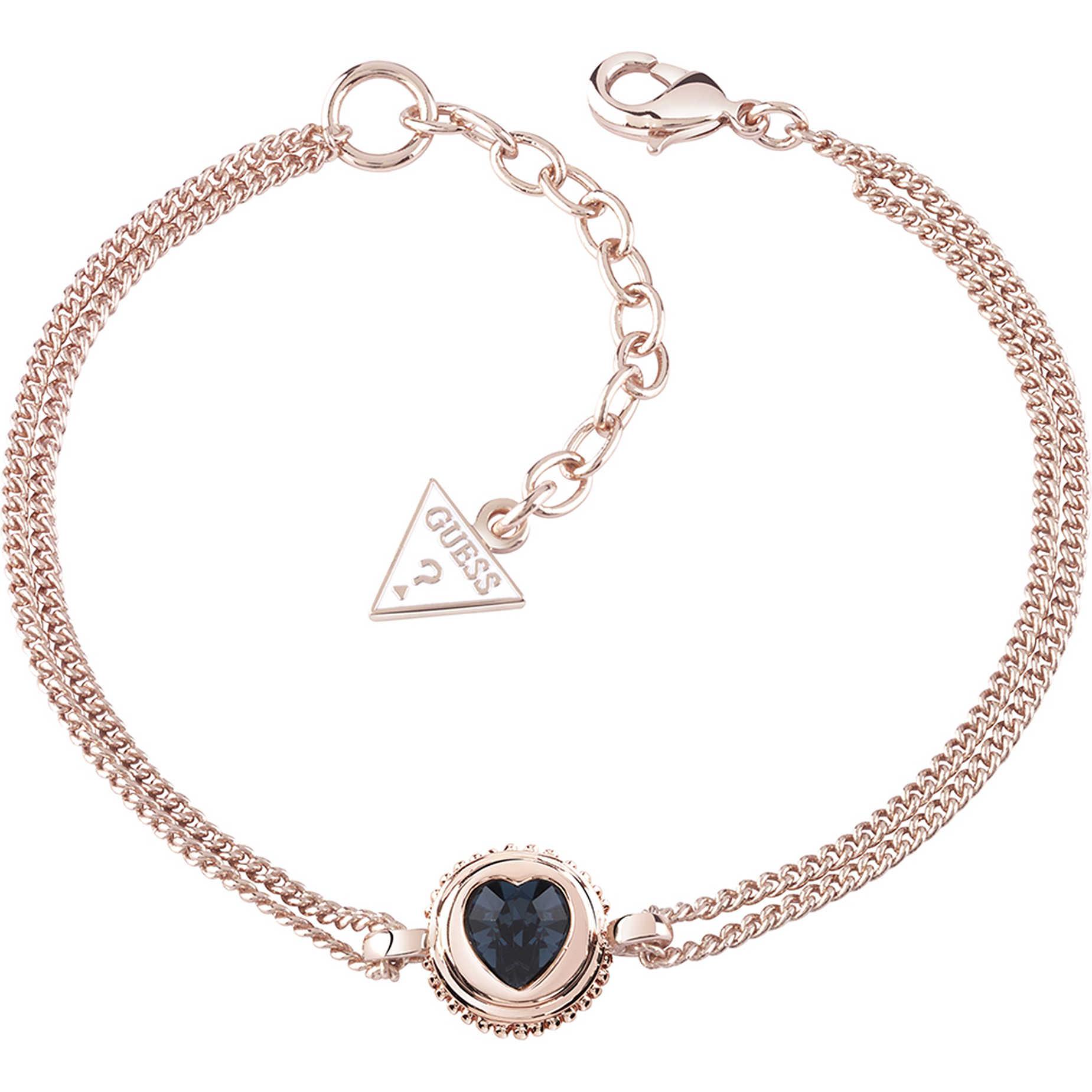 bracelet woman jewellery Guess Rose Gold UBB21533S bracelets Guess