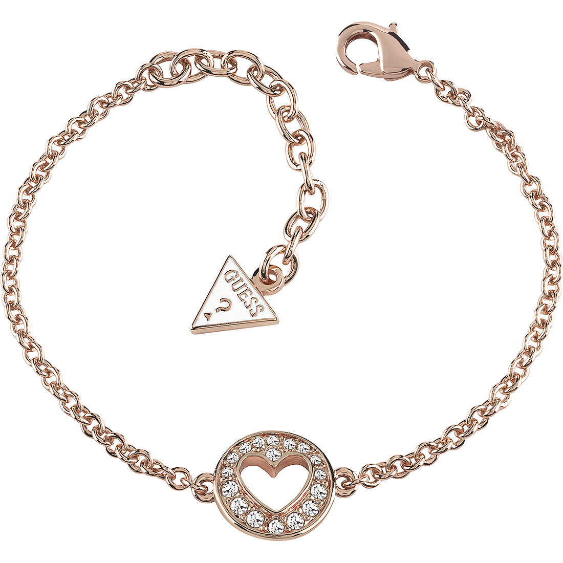 bracelet woman jewellery Guess Rose Gold UBB51497