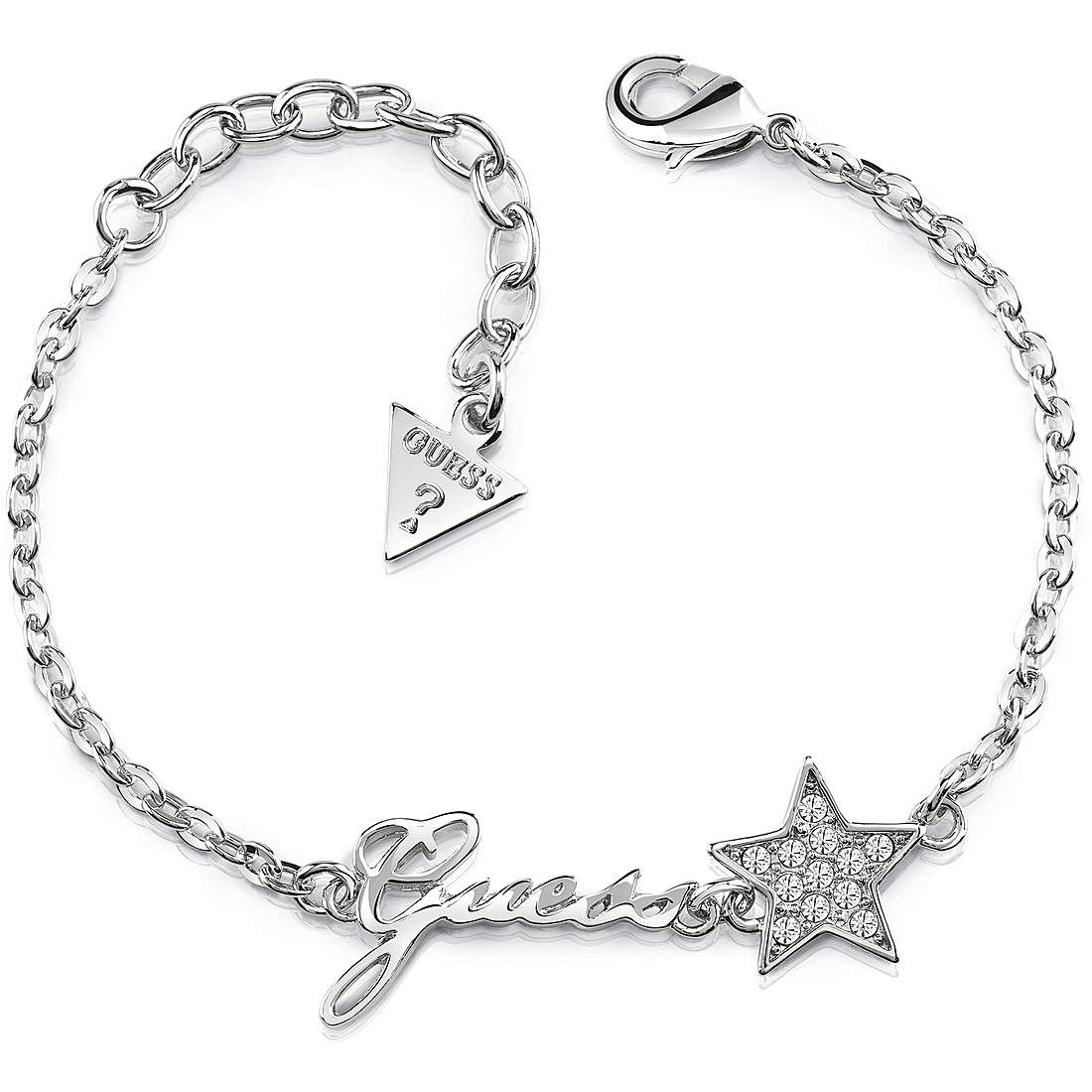 8f93b70cd927 bracelet woman jewellery Guess Starlicious UBB84038-S bracelets Guess