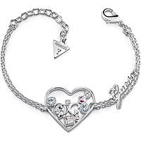 bracelet woman jewellery Guess Treasure UBB84119-S