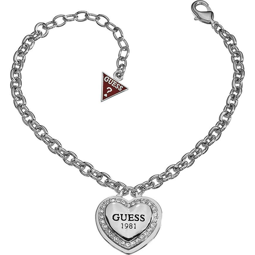 bracelet woman jewellery Guess UBB10405