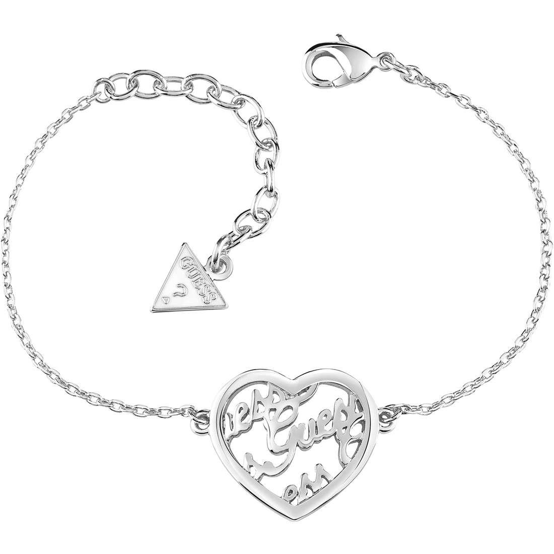 bracelet woman jewellery Guess UBB61098-S