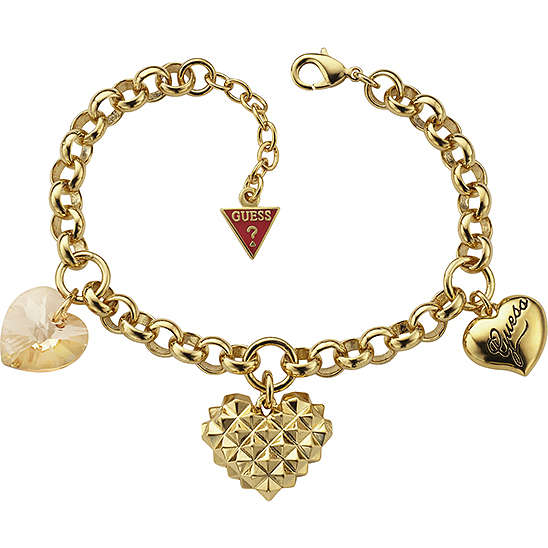 bracelet woman jewellery Guess UBB70213