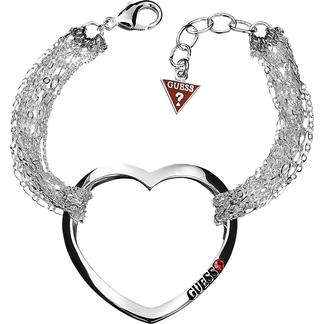 bracelet woman jewellery Guess UBB81006