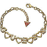 bracelet woman jewellery Guess UBB81179