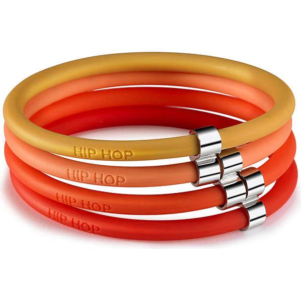 bracelet woman jewellery Hip Hop Happy Loops HJ0034