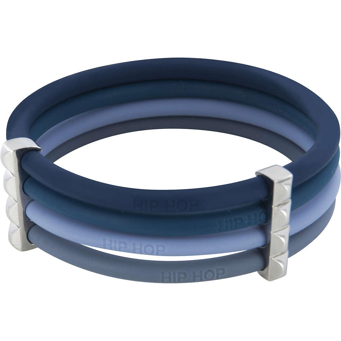 bracelet woman jewellery Hip Hop Happy Loops HJ0052