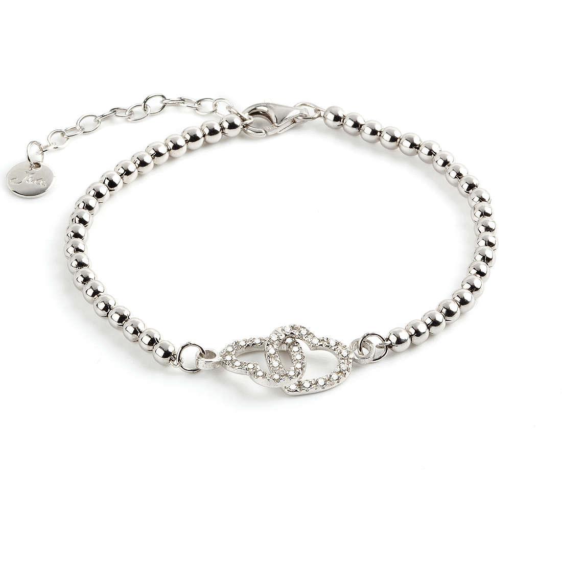 bracelet woman jewellery Jack&co Love Is In The Air JCB0495