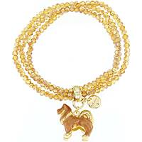 bracelet woman jewellery Le Carose I Love My Dog DOGSTO11