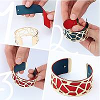 bracelet woman jewellery Les Georgettes PAP25B