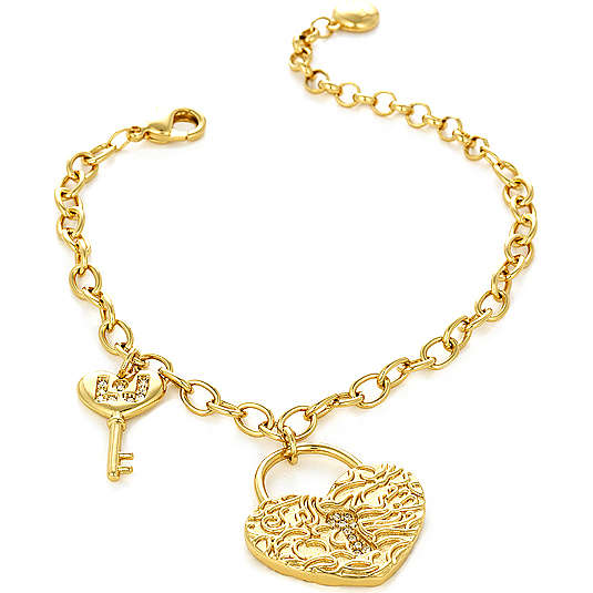 bracelet woman jewellery Liujo Brass LJ844
