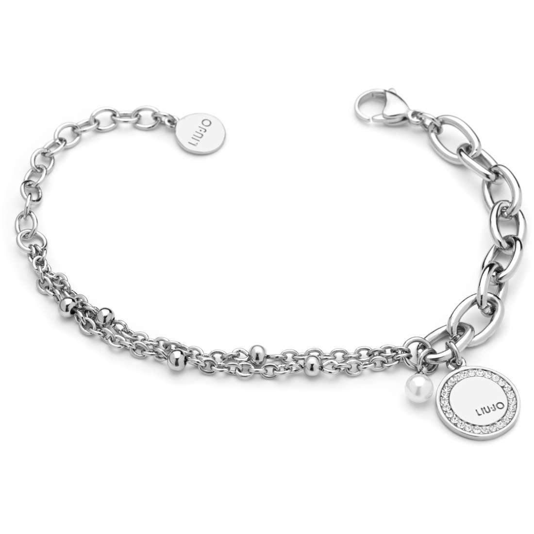 bracelet woman jewellery Liujo Destini LJ983