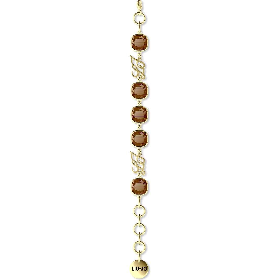 bracelet woman jewellery Liujo Illumina LJ802