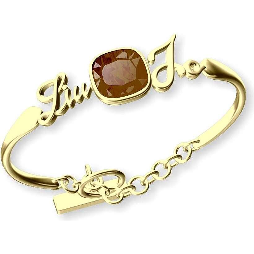 bracelet woman jewellery Liujo Illumina LJ803