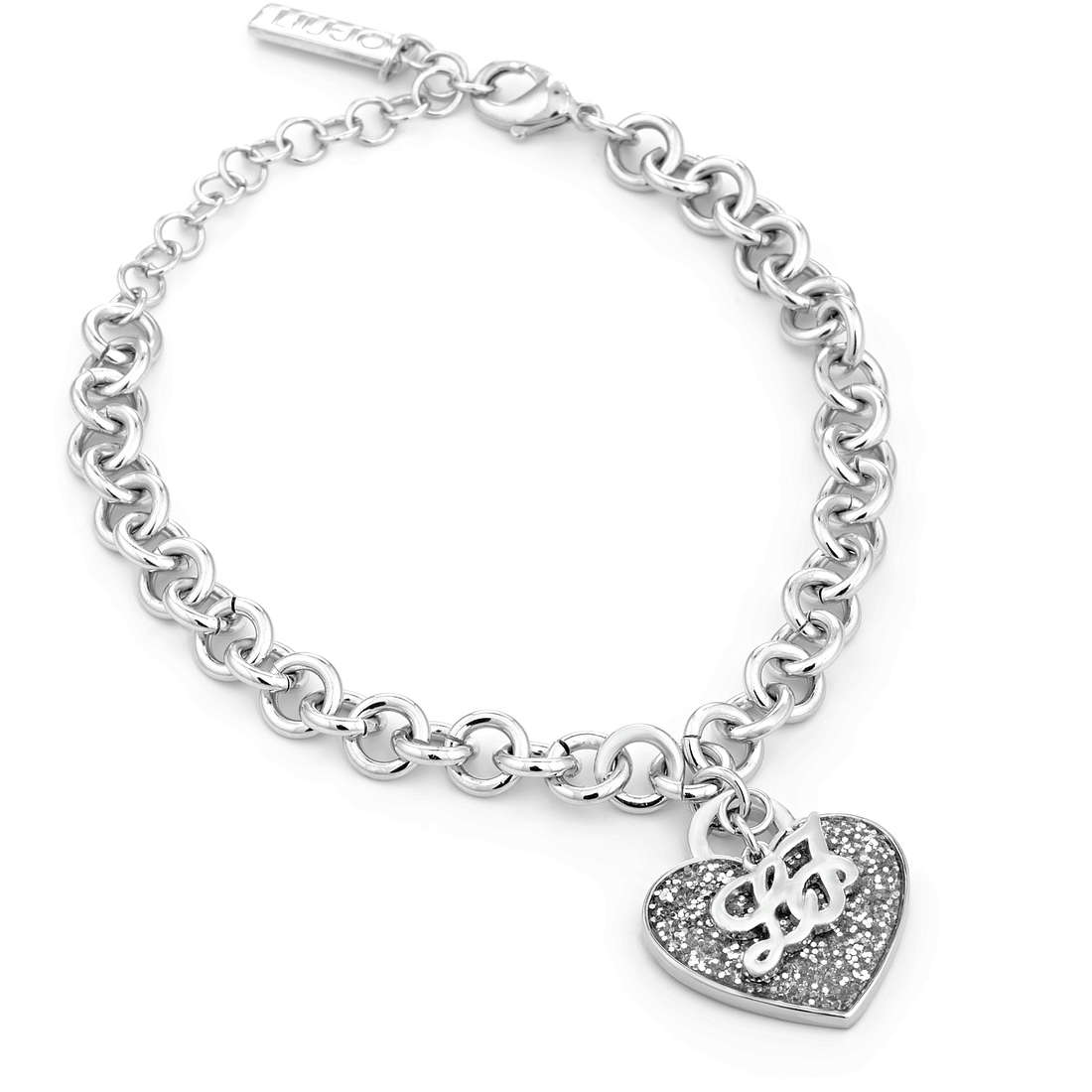 bracelet woman jewellery Liujo Illumina LJ918