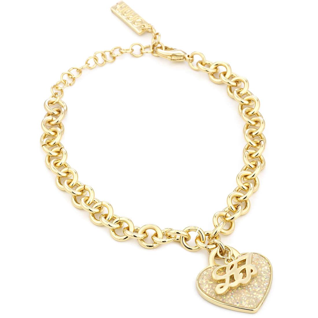 bracelet woman jewellery Liujo Illumina LJ919