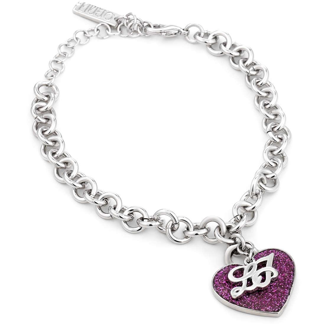 bracelet woman jewellery Liujo Illumina LJ923
