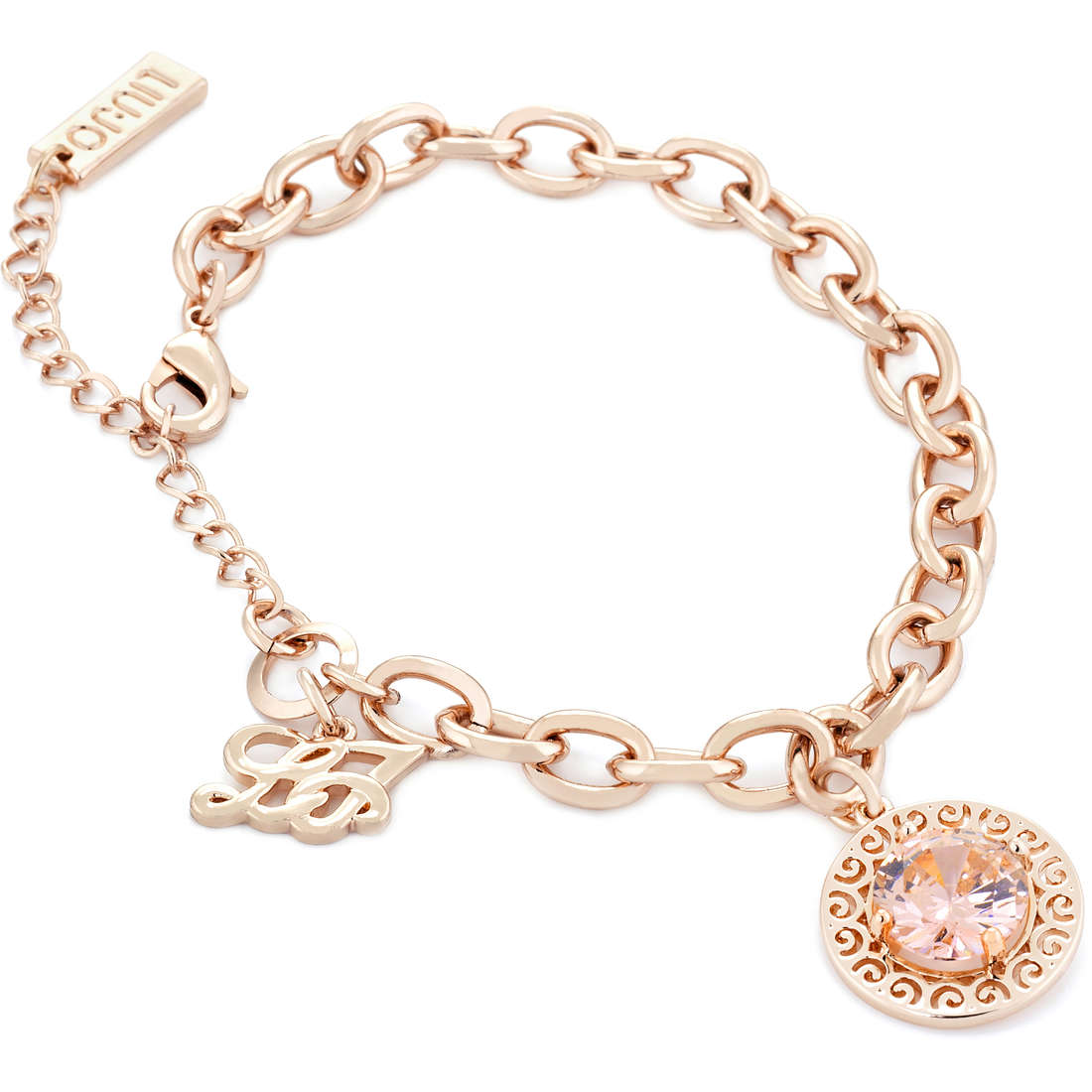 bracelet woman jewellery Liujo Illumina LJ949